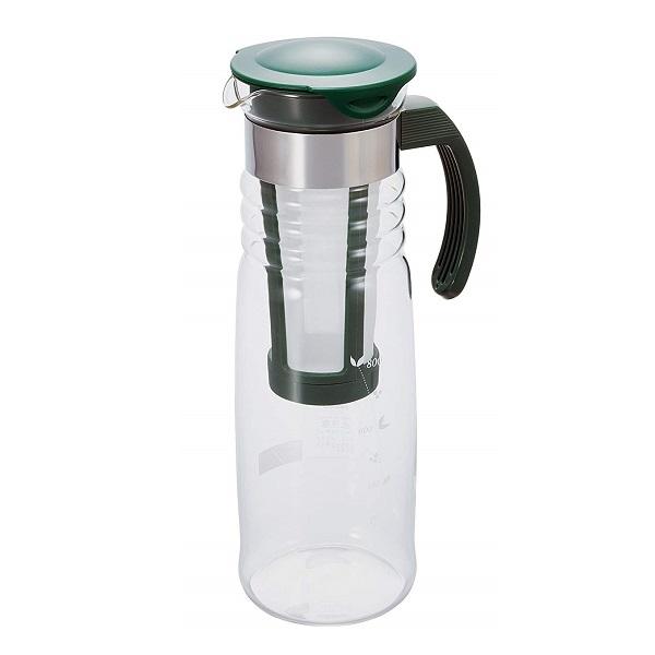 ハリオ かご網付き水出し茶ポット HCC−12DG