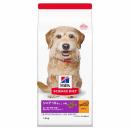 サイエンス・ダイエット シニア プラス 10歳以上 高齢犬用 小粒 チキン 1.4kg