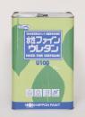 日本ペイント・水性ファインウレタン 白 15Kg