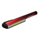 アストロプロダクツ COB スティックライト 電池式 レッド WL657