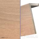 大建 化粧シート 玄関造作材 上り框 L型 YNZ33−16ML ミルベージュ