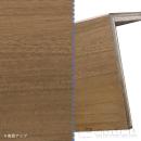 大建 化粧シート 玄関造作材 上り框 L型 YNZ33−16YC クリアオーカー