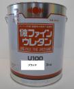 日本ペイント・1液ファインウレタン チョコレート255 3Kg