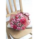 【送料込み】 母の日・父の日 花束お菓子セット