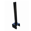 10cmブロック上右端金具 BF−4510R