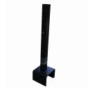 10cmブロック上左端金具 BF−4510L