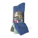 銀イオンメッシュ靴下 抗菌・消臭 先丸 3足組 WH−491