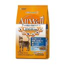 オールウェル 10歳以上 腎臓の健康維持用 フィッシュ味 挽き小魚とささみフリーズドライパウダー入り 1.5kg