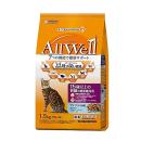 オールウェル 15歳以上 腎臓の健康維持用 フィッシュ味 挽き小魚とささみフリーズドライパウダー入り 1.5kg