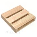 木製パレット 250 3枚打ち 幅250×奥248×高55mm