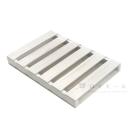 木製パレット350 6枚打ち ホワイト 幅345×奥520×高55mm