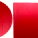 カラープラダン レッド 1820×910