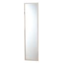 ウォールミラー120 幅30×高さ120cm ホワイト