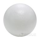 発泡スチロール 球 100φ ホワイト 1個