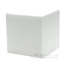 発泡スチロール 立方体 100角 ホワイト 1個