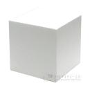 発泡スチロール 立方体 150角 ホワイト 1個
