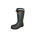 ワイルドウルフ 耐アルカリ安全長靴 LL グレー RTA−7000