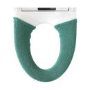 OKA ボタニカルガーデン 洗浄・暖房型 便座カバー グリーン