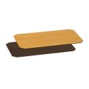 ルミナス リバーシブル ウッドシート ナチュラル&ダークブラウン [25mm] 61×46cm用 MS6045-NB