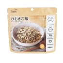 イザメシ 長期保存食 ひじきご飯 100g
