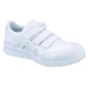 アシックス 作業靴 ウィンジョブ CP301 ホワイト 26.5cm