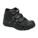 アシックス 作業靴 ウィンジョブ CP302 ブラック×ブラック 26.5cm