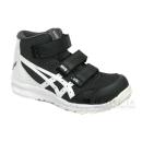 アシックス 作業靴 ウィンジョブ CP203 ファントム×ホワイト 26.5cm