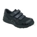 アシックス 作業靴 ウィンジョブ CP202 ブラック 26.5cm