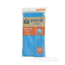 イエモア 水切り袋 ネット 排水口用 50枚入 IMHN−1