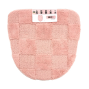 イエモア ふたカバー 洗浄便座用 ピンク
