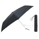 イエモア 超軽量 折りたたみ傘 54cm ブラック