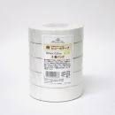 イエモア 電気絶縁用 ビニールテープ 白 19mm×20m 5巻パック