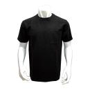 WAGENYA ヘビータフTシャツ 半袖 ブラック L