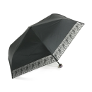 ブラックコーティング折りたたみ傘 オーガンジー 50cm