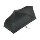 ブラックコーティング折りたたみ傘 水玉 50cm