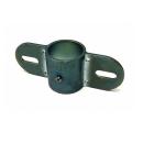 単管ジョイント金具 8−1W−Z 両ボルト止め金具 かん太くん