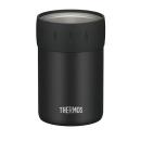 サーモス 保冷缶ホルダー 350mL缶用 ブラック(BK) JCB−352