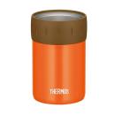 サーモス 保冷缶ホルダー 350mL缶用 オレンジ(OR) JCB−352