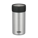 サーモス 保冷缶ホルダー 500mL缶用 シルバー(SL) JCB−500