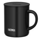 サーモス 真空断熱マグカップ 350mL JDG−350C ブラック