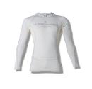 アイズフロンティア #209 冷感・遮熱・消臭 コンプレッションクルーネックシャツ シルバーグレー S