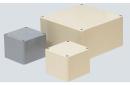 未来工業 プールボックス 正方形ノック無 ベージュ PVP−1010J