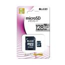 Lazos microSDXCメモリーカード 128GB UHS-I U3  クラス10 1個入
