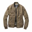 バートル 5260 フライト防寒ジャケット サンド M