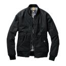 バートル 5260 フライト防寒ジャケット ブラック M