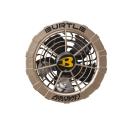 バートル AC271 エアークラフト ファンユニット メタリックゴールド