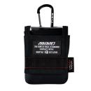 バートル AC280 エアークラフト デバイスバッグ カラビナ付き ブラック
