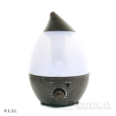 ベルソス 超音波式加湿器 1.3L ダークウッド