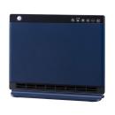 人感/室温センサー付 パネルセラミックヒーター NEWヒートワイドスリム ネイビー CHT−1636(NV)