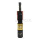 漆黒 電動・充電式インパクトドライバー用 ビットソケット 12mm